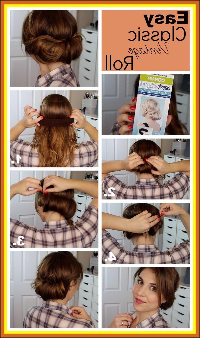 Easy vintage hairstyles easy vintage hairstyles pinterest easy
