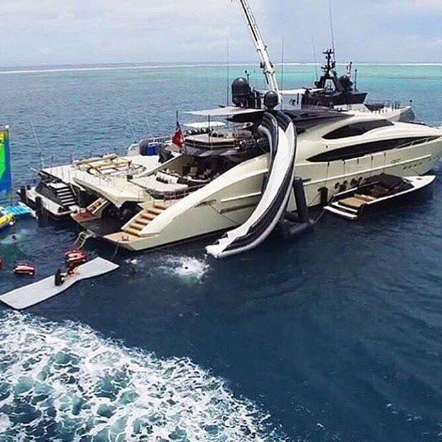 Superyacht Living
