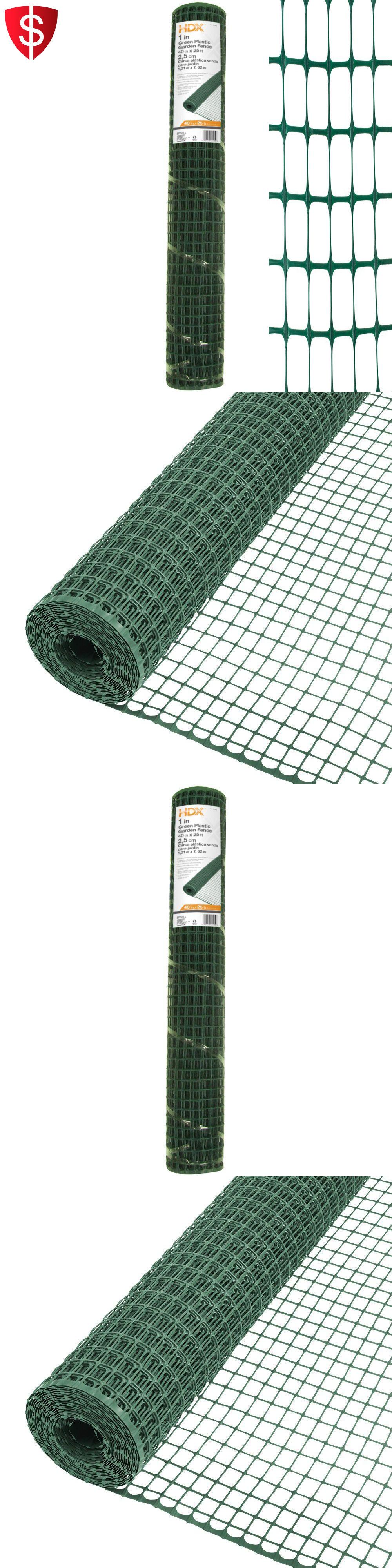 Hardware Cloth Metal Mesh 180985: Garden Fence Panels Outdoor Yard ...