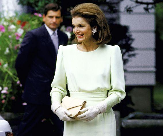 Caroline Kennedy Wedding Gown: Jackie Kennedy: A Legacy Of Style