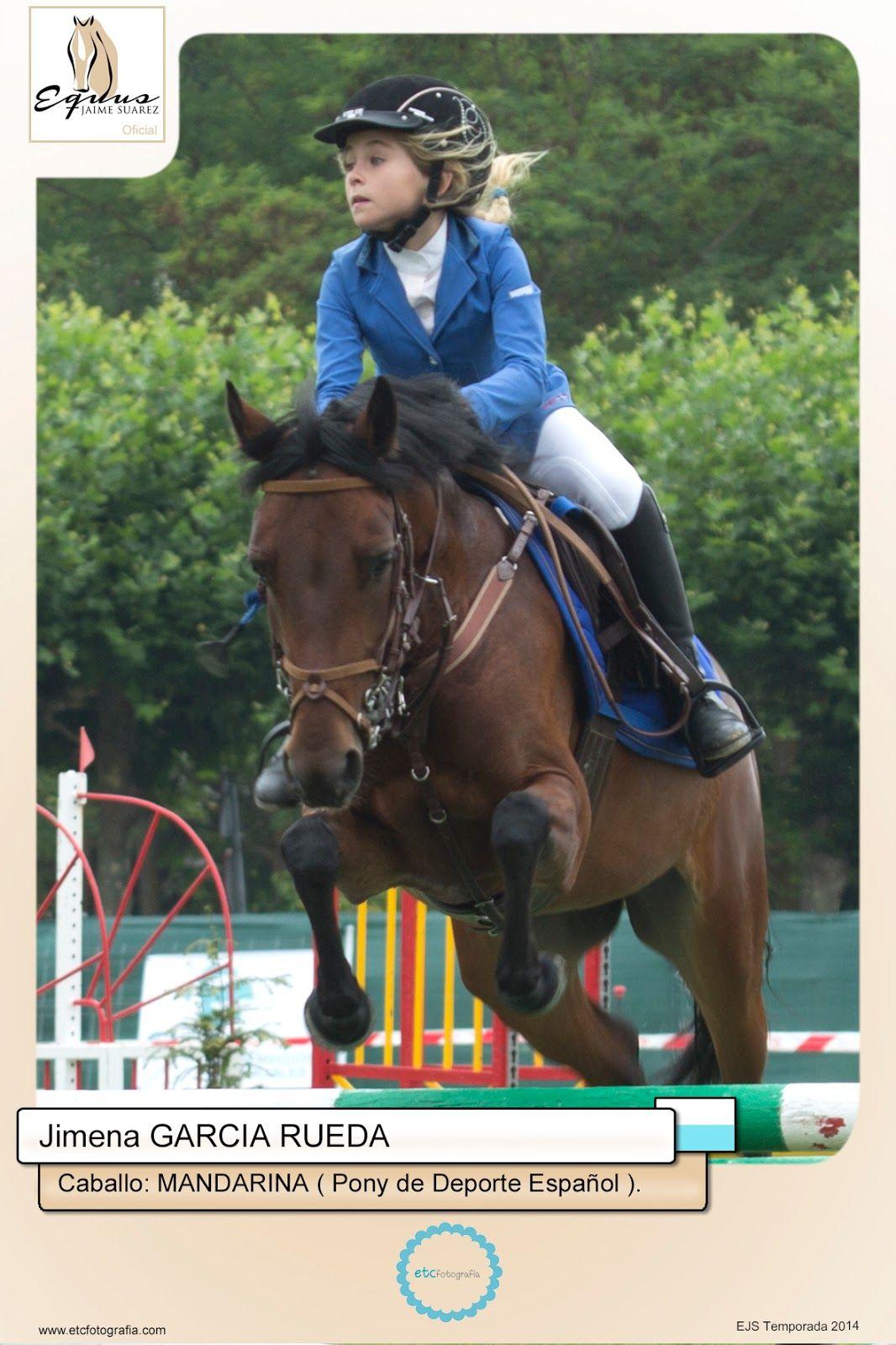 Equus Jaime Suarez : Jimena GARCÍA RUEDA | Jinete y Amazonas 2014/15 ...