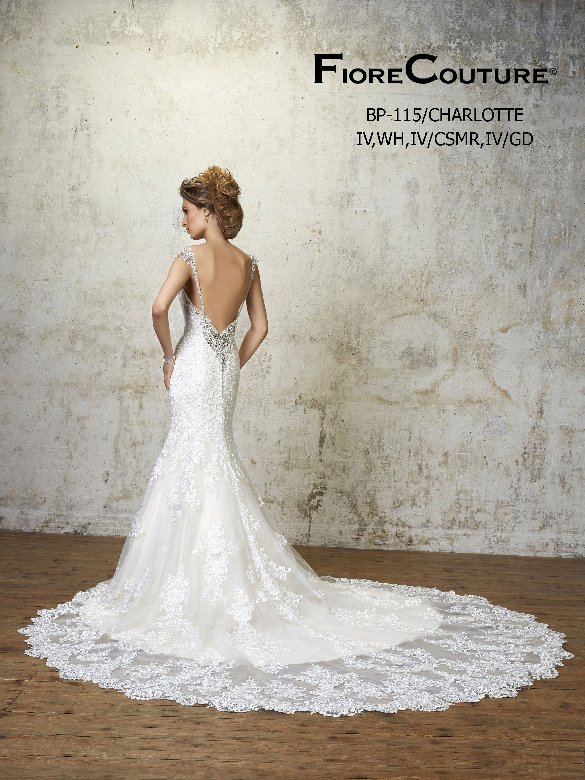 Fiore Couture Charlotte Wedding Stylescharlotte