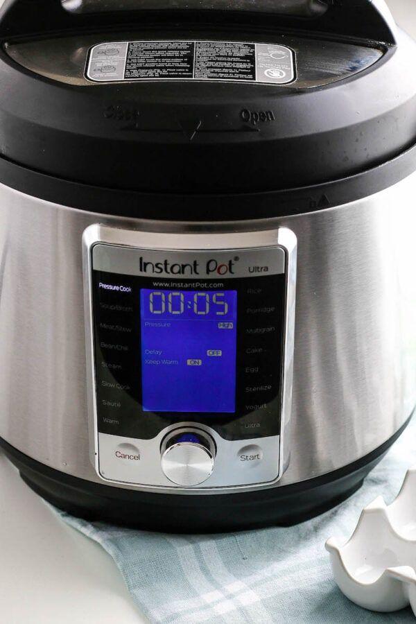 Instant Pot Hard Boiled Eggs - Easy to Peel Hard Boil Eggs!