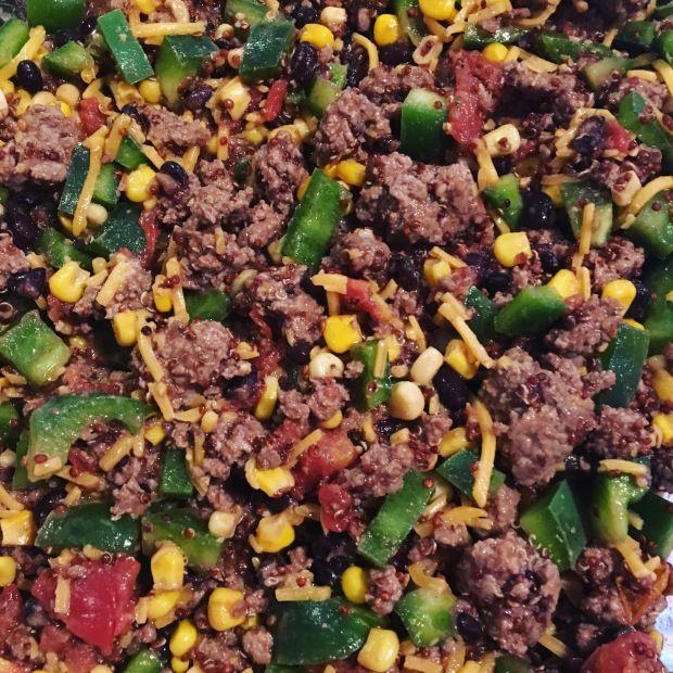 Simple Healthy Ground Beef Casserole