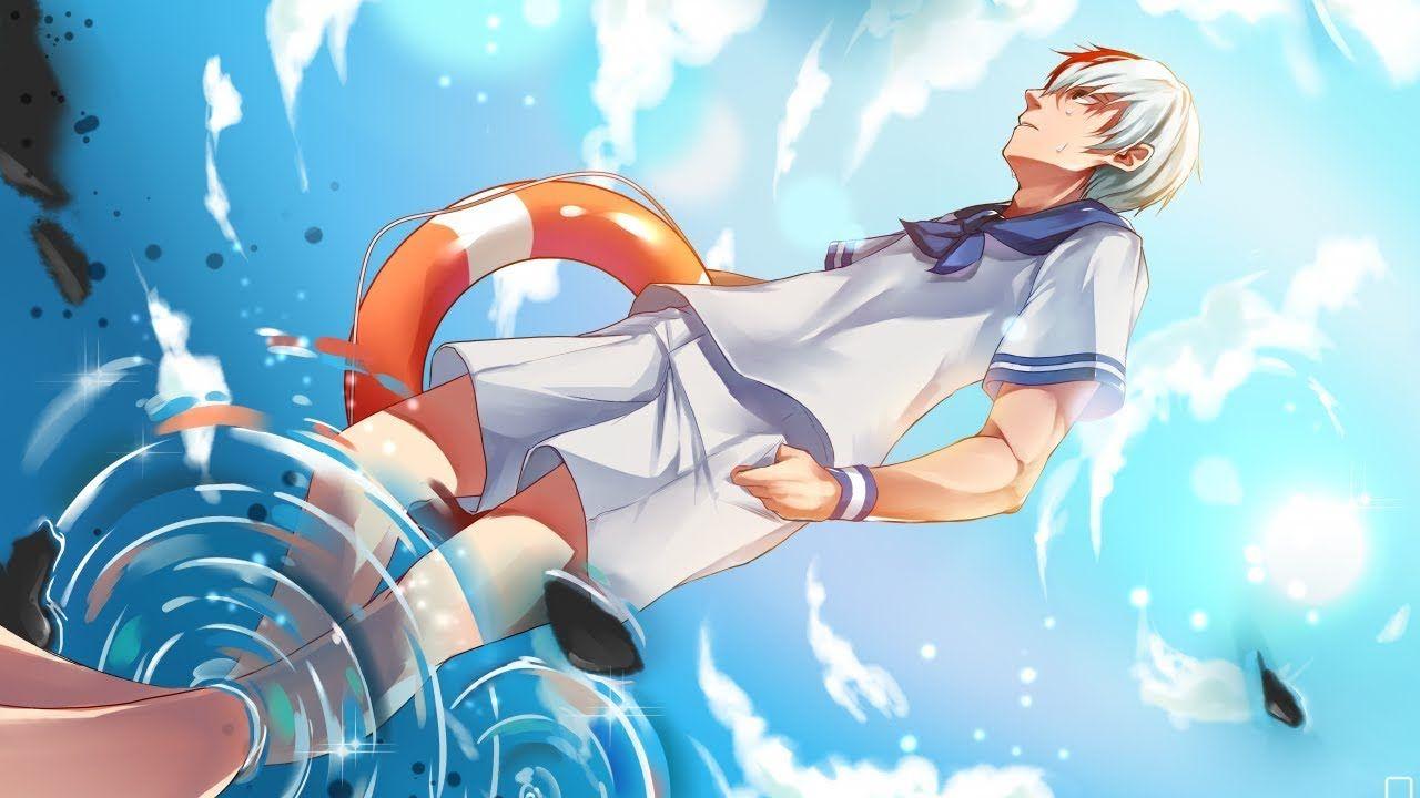 Ikson last summer free background music anime art