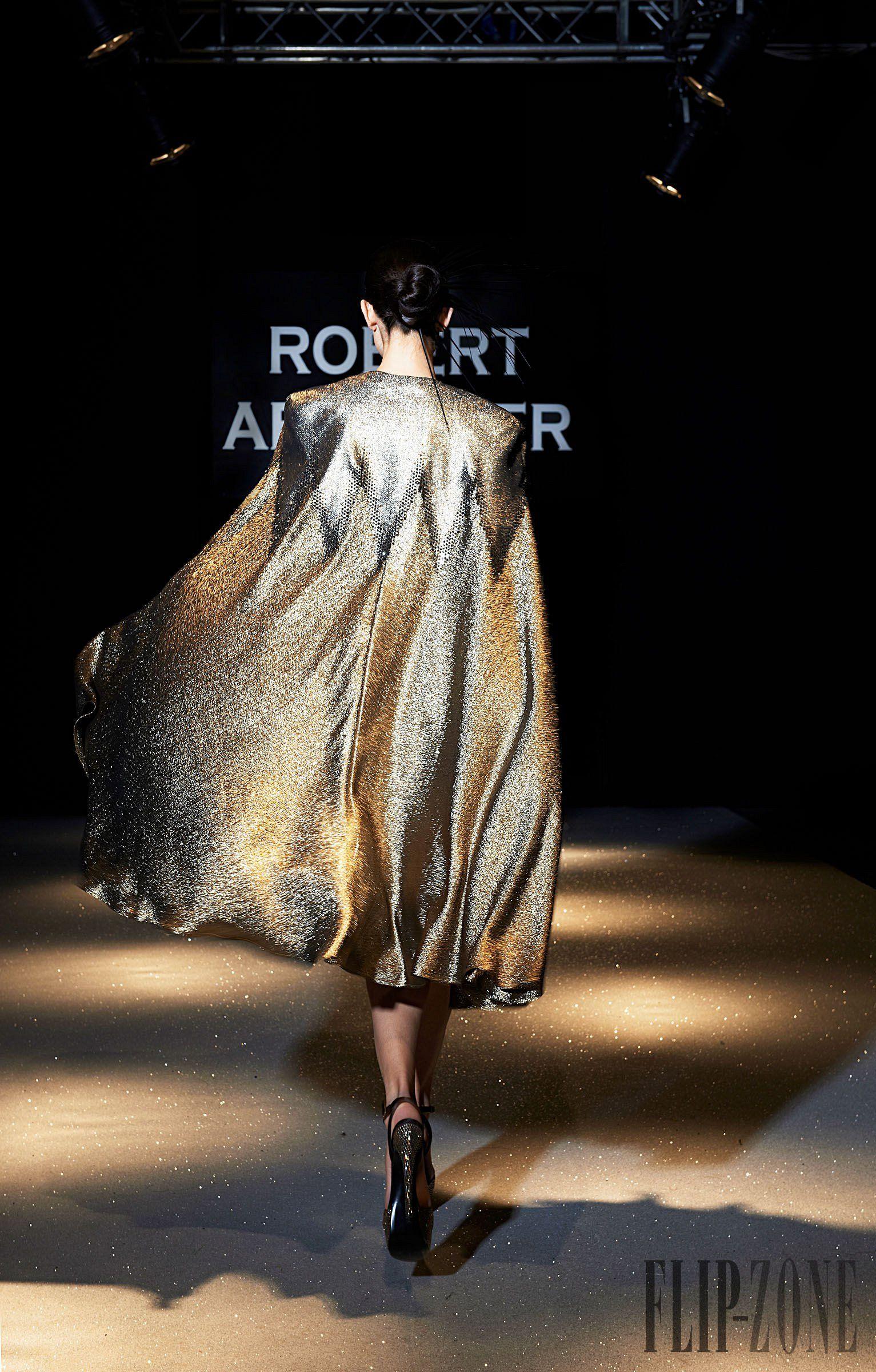 Robert Abi Nader - Haute Couture spring - summer 2013