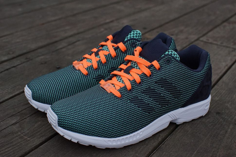 low priced 28e5f b23f7 adidas ZX FLUX Weave