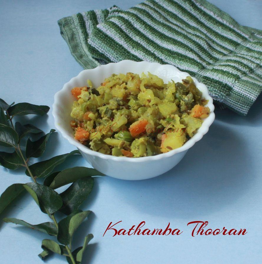 Cabbage, Carrot, Cauliflower, French beans, Green peas, Kathamba ...