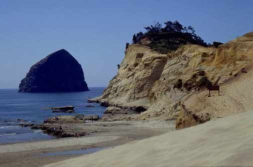 Cape Kiwanda at Pacific City