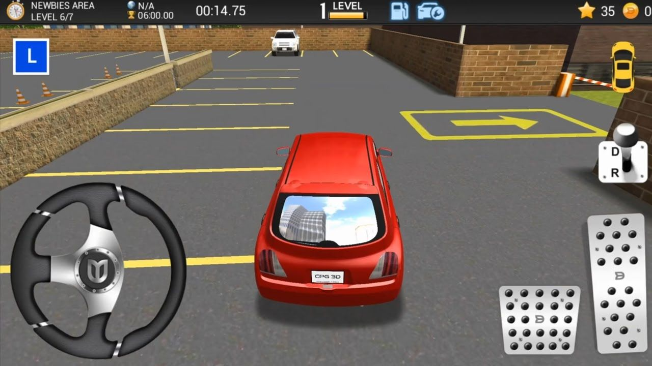 Car Parking Game 3d To Play This Game Car Parking Game