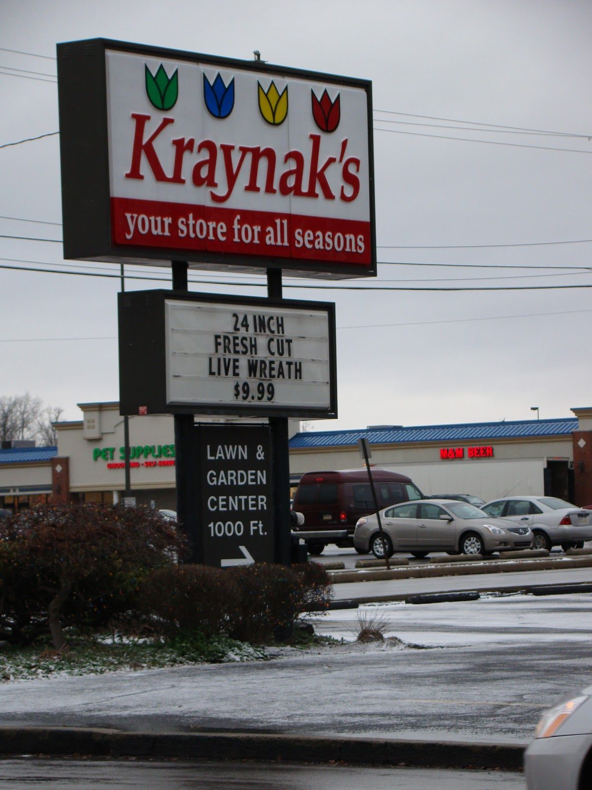 Kraynaku0027s, Hermitage, PA Love Santa Lane And Easter Land   Definitely A