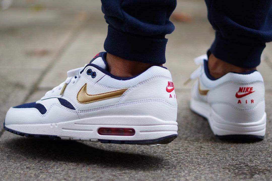 Nike Air 1 OlympicSepatutakopeskicks Sneakers Max Essential w0PnkO