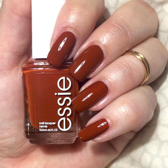 Essie~Playing koi. I was super excited about this color, since I ...