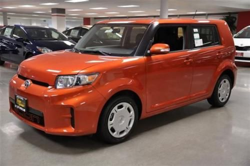 Scion Xb In Hot Lava With Images Scion Xb Scion Dream Garage
