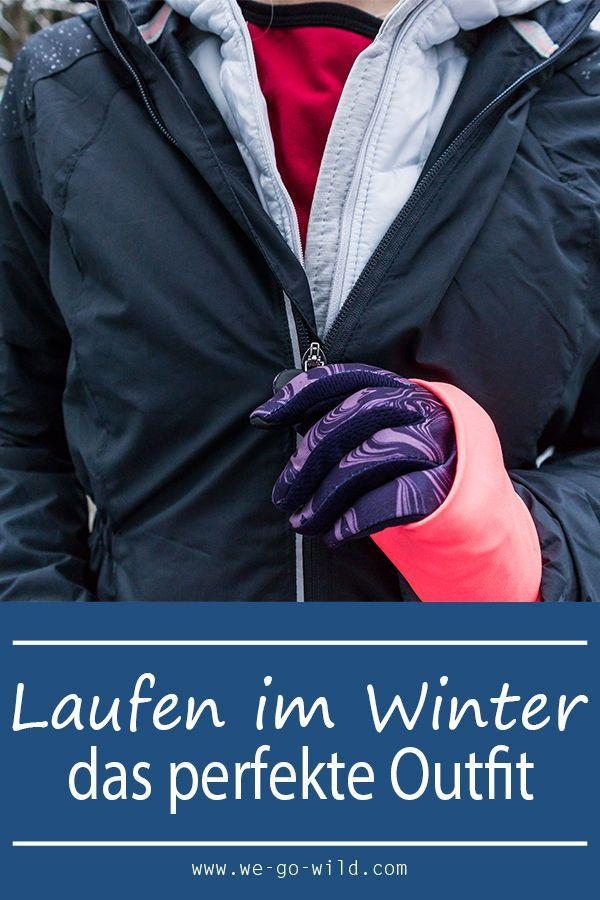 Wir haben für dich ein tolles Lauf Outfit für den Winter zusammengestellt. So kannst du sogar im Win...