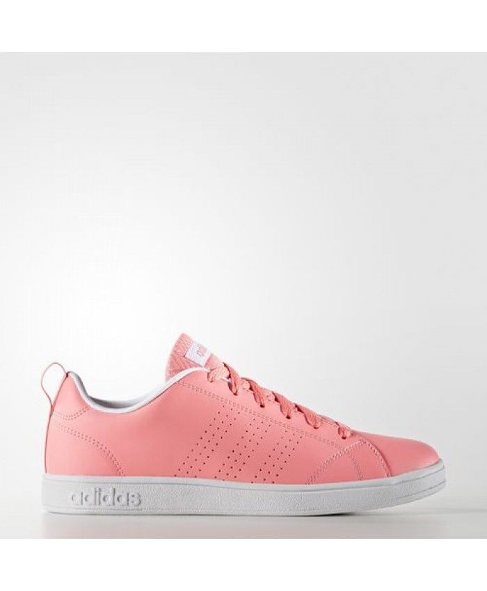 Adidas Advantage Clean Ray Pink Ray Pink Running White
