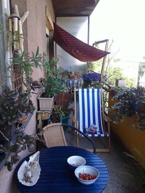 Green Balcony Espacio