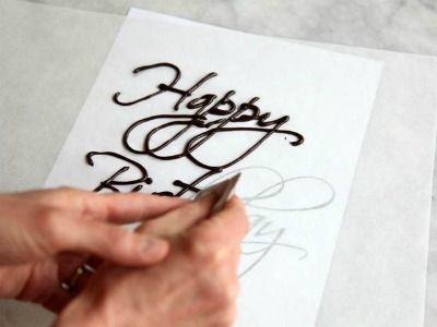 Incredible How To Write On A Cake Like A Pro With Images Birthday Cake Funny Birthday Cards Online Alyptdamsfinfo