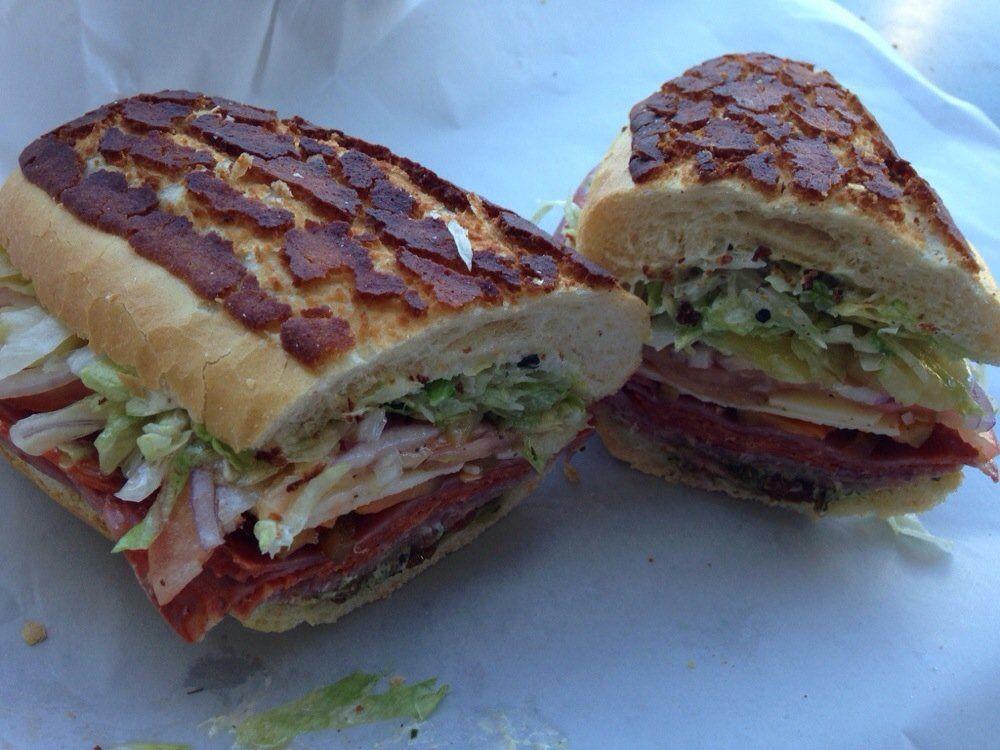 Subculture Extraordinary Sandwiches Huntington Beach Ca United States Dutch Crunch Bread Kicks