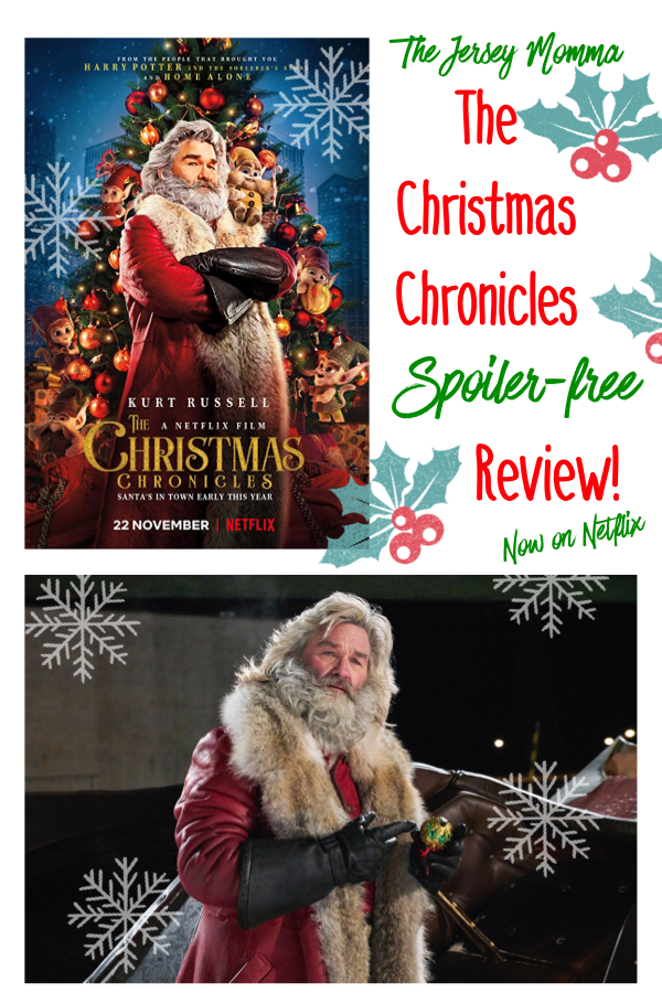 SpoilerFree Review of The Christmas Chronicles on Netflix