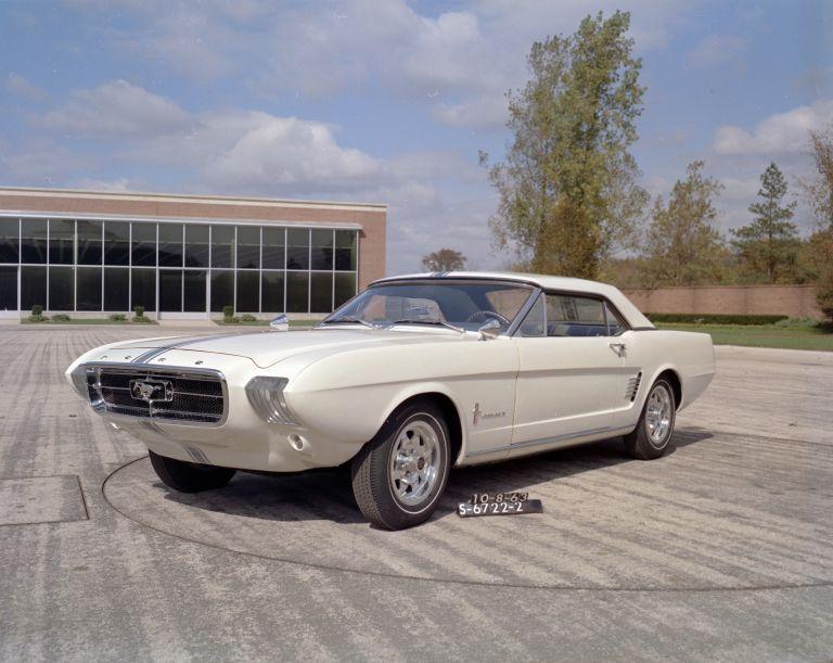 1963 Ford Mustang II Concept | Coches de caballos ...