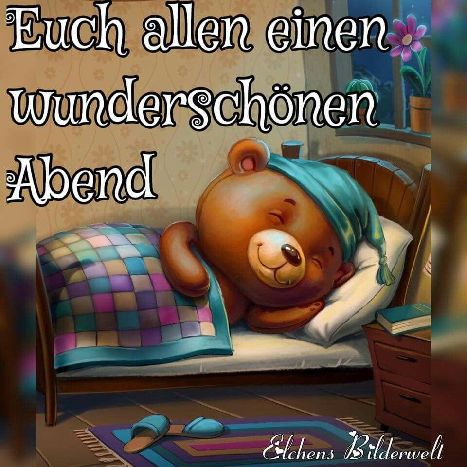 Schonen Abend Gute Nacht Gute Nacht Freunde Gute Nacht Grusse