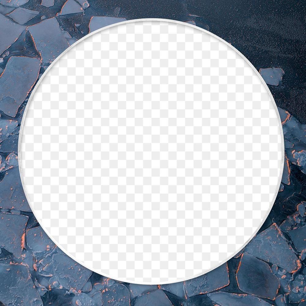 Broken Ice Frame Png Transparent Free Image By Rawpixel Com Sasi Christmas Card Images Background Design Png