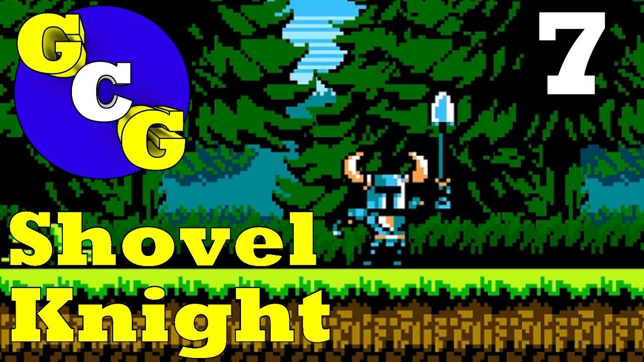 Shovel Knight Episode 7 - Mole Knight, Seriously?! Were all the other evil Knight names taken? https://www.youtube.com/watch?v=1p-A-A3s0uE Subscribe instantly by visiting our new website: goodcleangaming.com