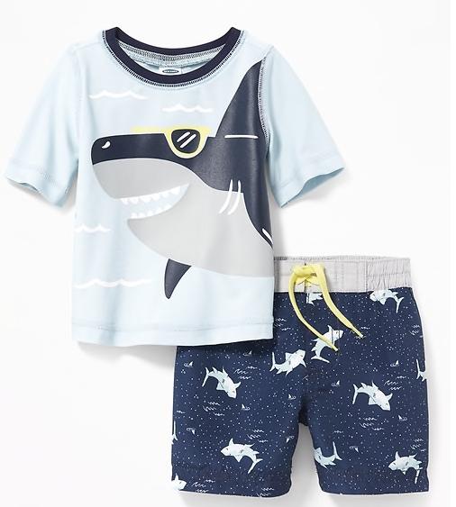 LittleSpring Little Boys Pants Clothing Sets Gentleman Party