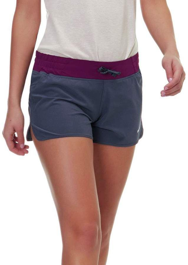 64700178a12c Patagonia Nine Trails Short - Women's | Products | Trail running ...