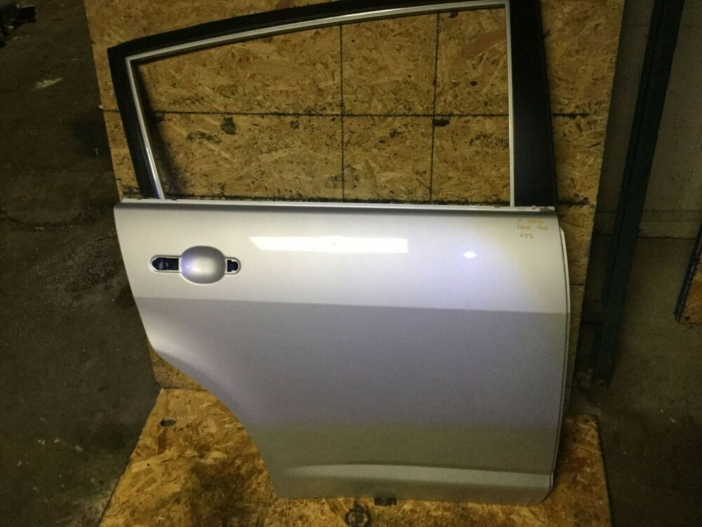 Details About 07 08 09 10 11 12 Nissan Versa Rear Right Door Shell Panel Frame Pass Side Oem Nissan Versa Nissan Paneling