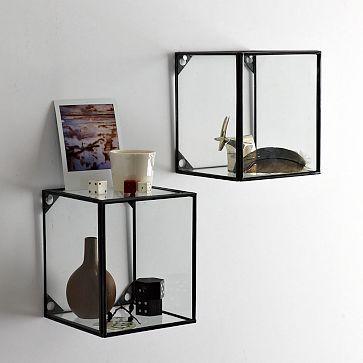 glass display shelf glass display boxes glass display shelves rh pinterest com