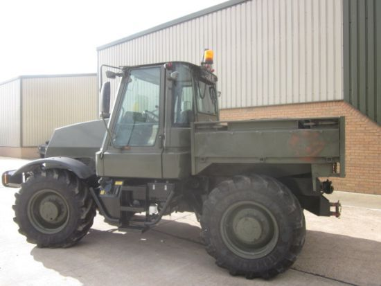 JCB Fastrac 155-65 Ex military tractor | Trucks | Tractors