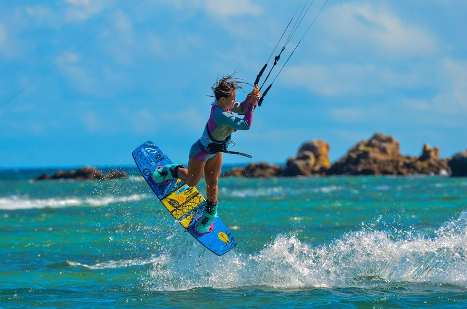Girls On Fire at the Finals of the New Caledonia 2017