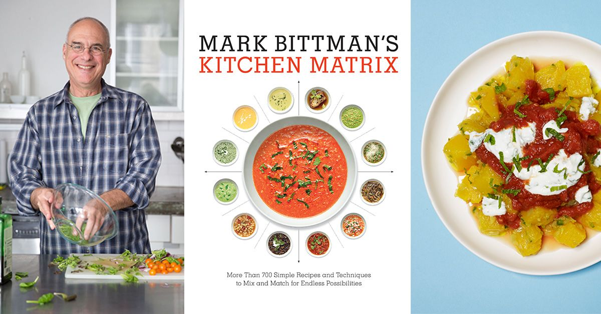 Bittmans kitchen matrix mark bittman dishes and new books food forumfinder Images