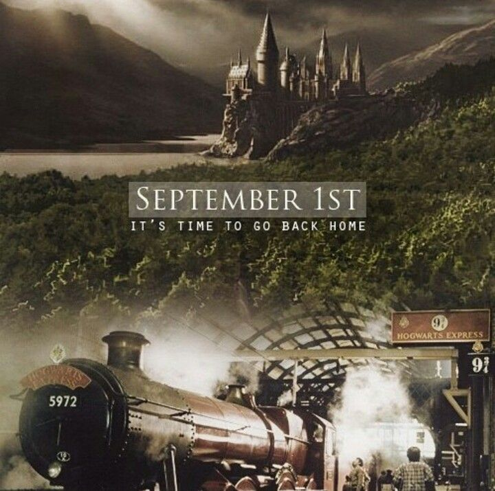 It S Time To Go Back Home September 1st