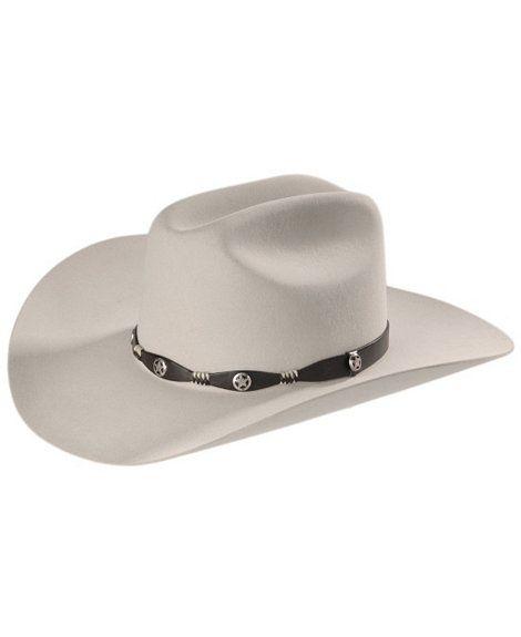 420b57e6273 Resistol 6X Texas Ranger Fur Felt Cowboy Hat