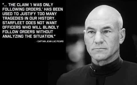 Captain Jean Luc Picard Zitate Star Trek Trek Und Star Trek Quotes