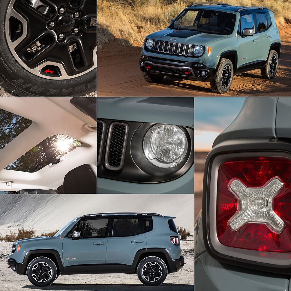 Review 2015 Jeep Renegade Jeep Renegade 2015 Jeep Renegade Jeep