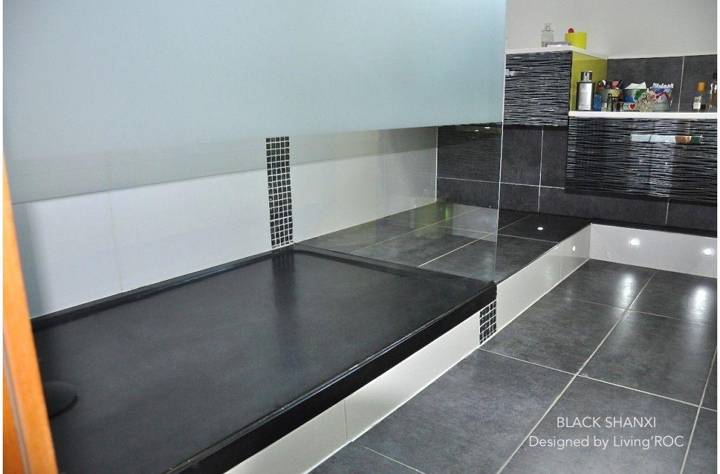 receveur-de-douche-a-l-italienne-120x80jpg (1041×686) Salle de - salle de bain design douche italienne