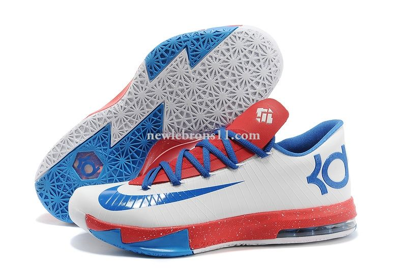 wholesale dealer 7be0b fa243 nice website to buy Cheap Mens Nike Zoom KD 6 Paris