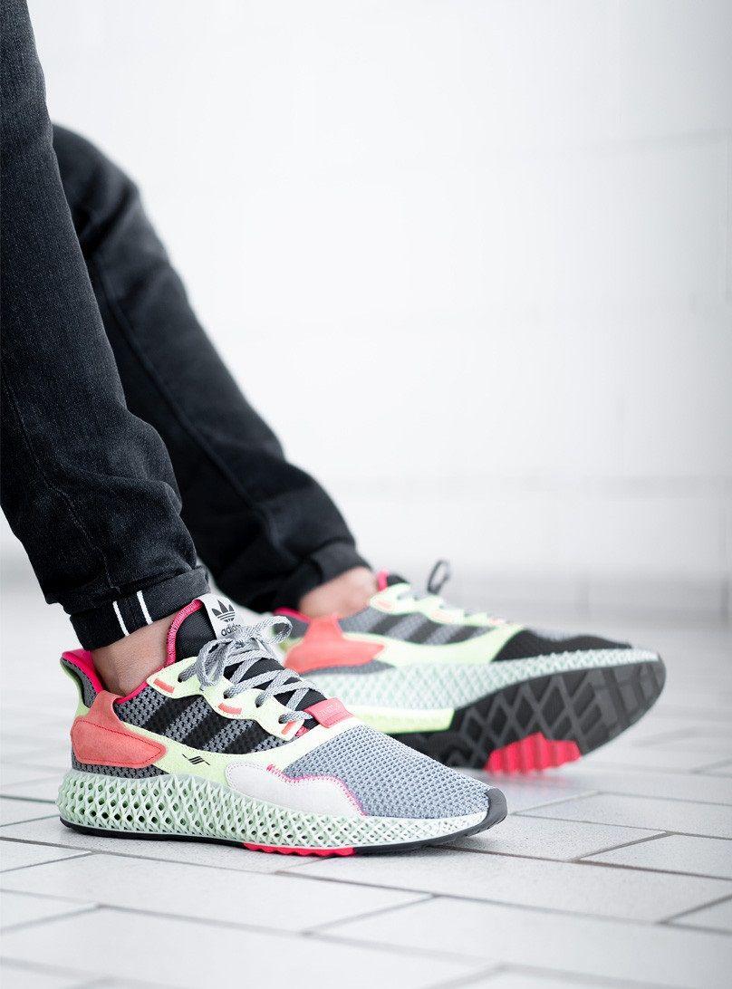 adidas Originals ZX 4000 4D | Zapatillas nike, Zapato tenis ...