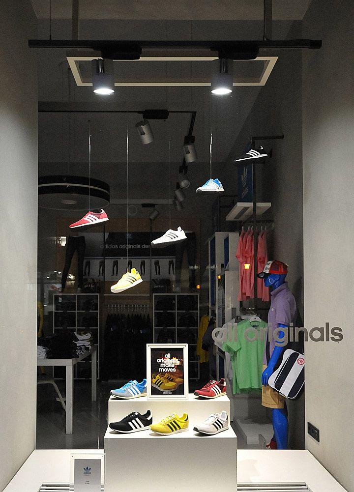 adidas window displays Summer 2012 2b2b05f85f