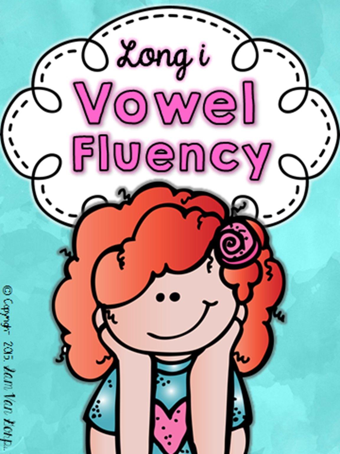 Vowel Fluency Long I Cvce Words