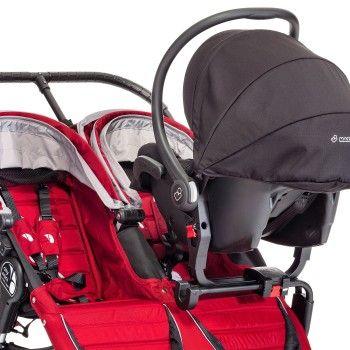 Car Seat Adapter Double Multi Model City Mini Double Stroller Car Seats Baby Car Seats