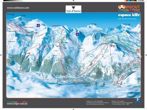 Covering all resorts in the Grand Massif Ski Area: Flaine, Les ...