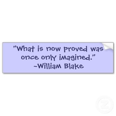 William Blake - Nothing is impossible