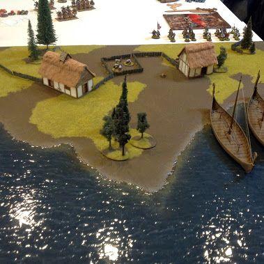 Saga - Vikings invade the Normans | Wargaming Terrain