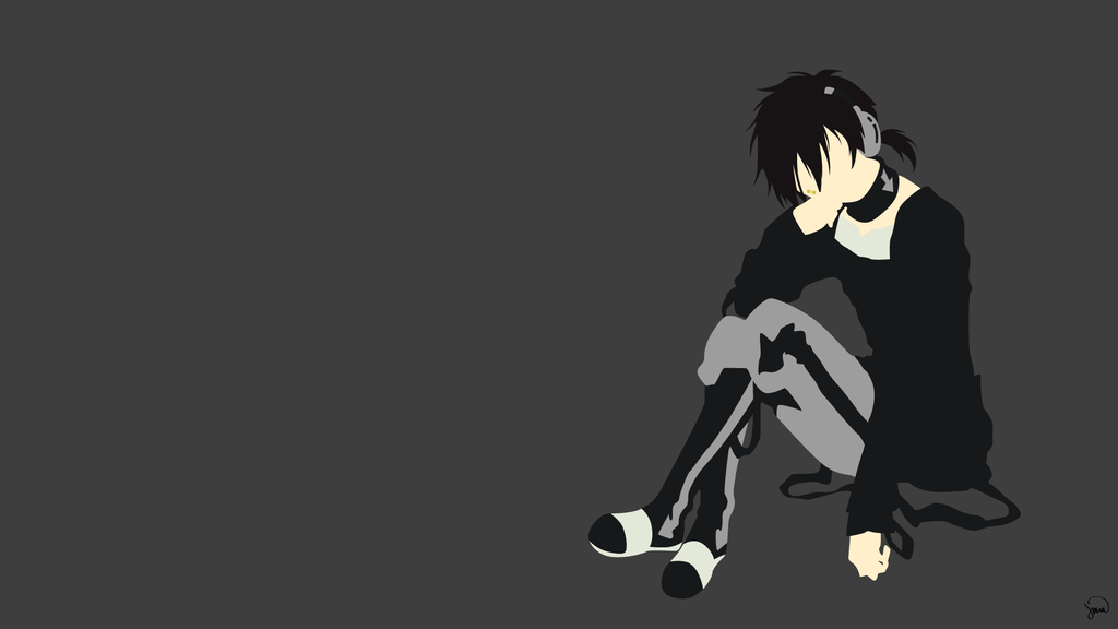 mekakucity actors wallpaper 1080p