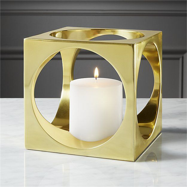 hole in the wall pillar candle holder | Room decor, Walls and Room